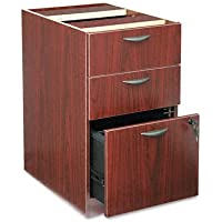 BSXBL2162NN - Basyx BL Laminate Three-Drawer Pedestal File