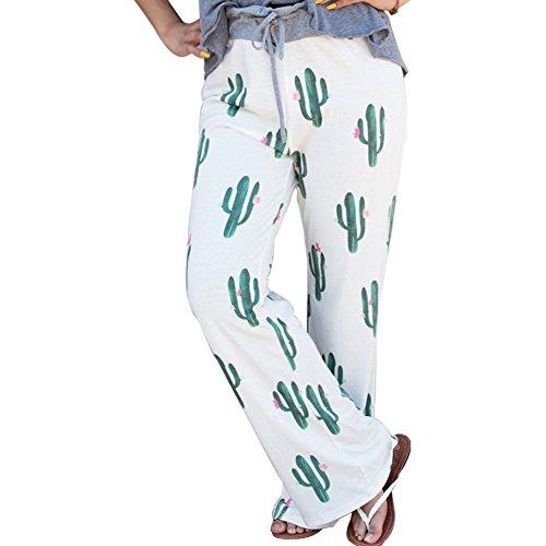 Tuta Stampa Hop Donna Trousers Danza Pigiama Pantalone Color Harem Alta Sportivi Yoga Floreale Wide Jumpsuit Estivo Pantaloni Jogging Larghi Lungo Hippie Leg 12 Vita Per Boho Hip Palestra Chic Baggy Pants z78xYxvwq5