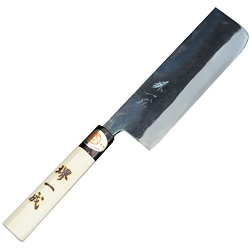 [Japan Made] Hocho: for cutting vegetables Japanese Nakiri knife 165mm(6.5in) custom shop made by CP Technology
