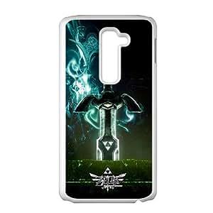 SANYISAN Zelda White LG G2 case