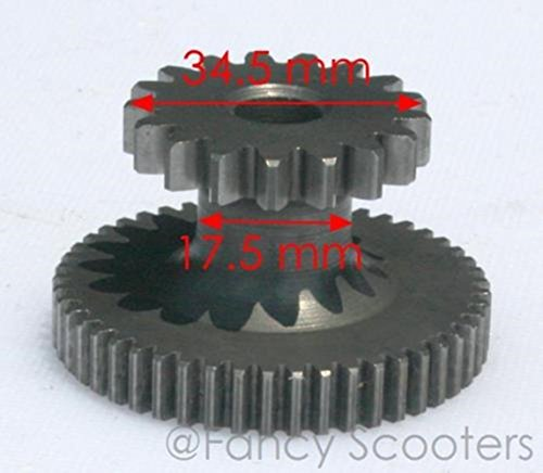 150cc Gas Scooter GY6 157QMJ engine STARTER IDLE Gear, Chinese parts