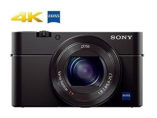 Sony DSCRX100M4/B 20.1 MP Digital Camera with 3-Inch LCD (Black) (B00ZDWGM34) | Amazon Products