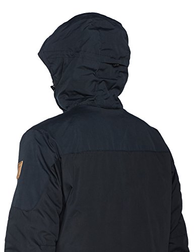 Padded Dark Skogsö Jacket Navy Grey Dark Men's Fjällräven n64fFF