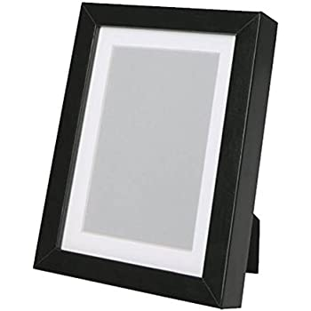 Ikea ribba black 8 x 10 picture frame for Ikea ribba plank