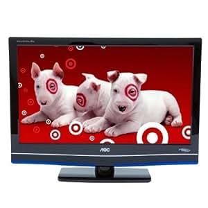 "AOC LE24H067 - Televisor LCD (599.4 mm (23.6 ""), 300 cd / m², Full HD, Analógico y Digital, NTSC, 6 W) Negro"