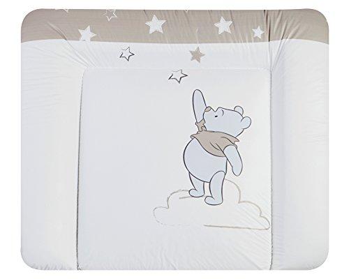 Julius Zöllner 2220125000 Wickelauflage Softy, Pooh mein Stern, Gr. 75/85 cm