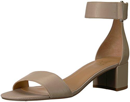 Franco Sarto Women's Rosalina Heeled Sandal, Bisque, 6.5 M US by Franco Sarto