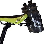 Aluminum Alloy Bike Bicycle Cycling Drink Water Bottle Holder Bracket Rack CA
