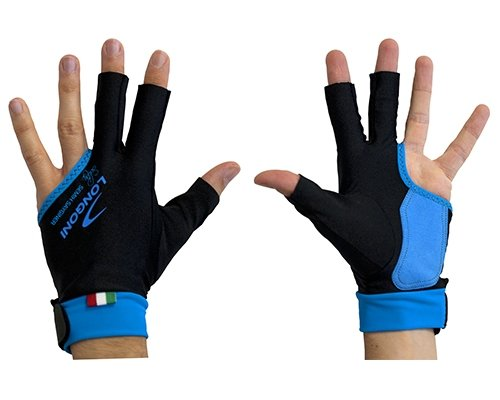 - Sultan Glove by Longoni Semih Sayginer Recommend Professional Billiards Accessories for Carom Pool RHP Right Handed Players Size L (Hand: Left (SX) - L)