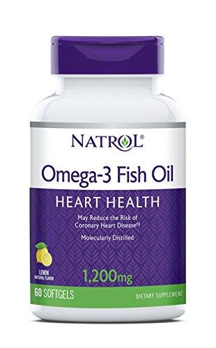 natrol omega 3 fish oil - 6