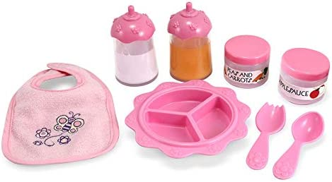 Melissa & Doug Baby Food & Bottle Set