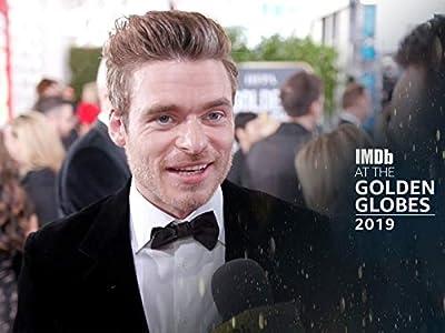 "Golden Globe-Winner Richard Madden Talks Reuniting With""Bodyguard"" Co-Star"