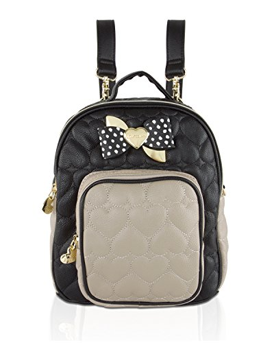 Quilted Mini Backpack - 3