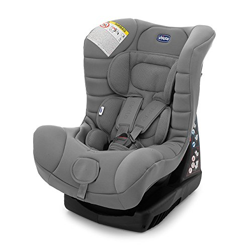 Chicco Kindersitz Chicco Eletta Comfort, Gruppe 0+/1, silber