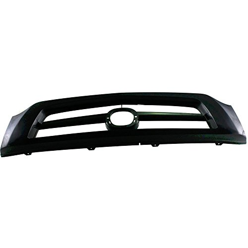 Evan-Fischer EVA17772028664 Grille for Mazda Pickup 01-10 Textured Black