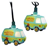 Scooby-Doo Kurt Adler UL 10-Van Light Set