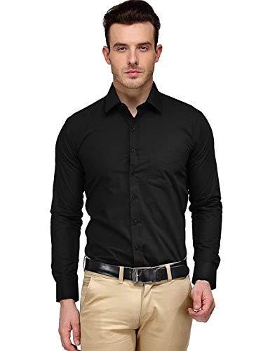 Men's Loose Fit Formal Shirt