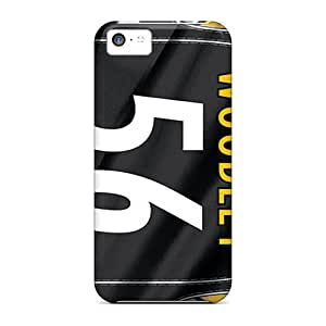 Iphone 5c Cases Covers Pittsburgh Steelers Cases - Eco-friendly Packaging