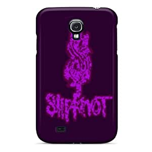 High Quality Slipknot Logo Pink Case For Galaxy S4 / Perfect Case