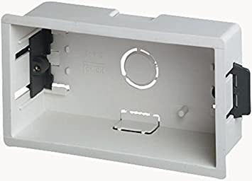 Dual Dry Lining Electrical Wall Box