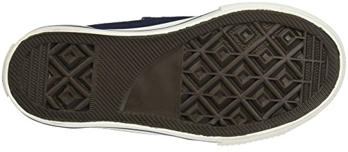 Niños Azul Basket Velcros Eu Unisex Zapato Zapatillas 29 marino Victoria CSwX1qn