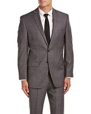 Calvin Klein Men's Malik Regular Fit Suit