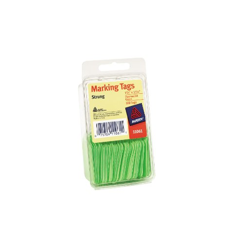 Avery Marking Strung Inches 11061