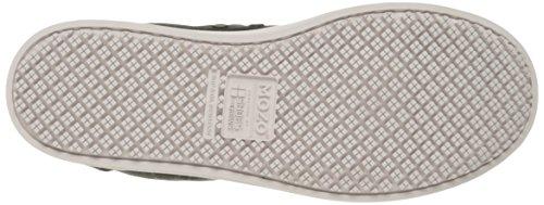 MOZO Women's Maven Food Service Shoe Black/White 6.5 B US by MOZO (Image #3)