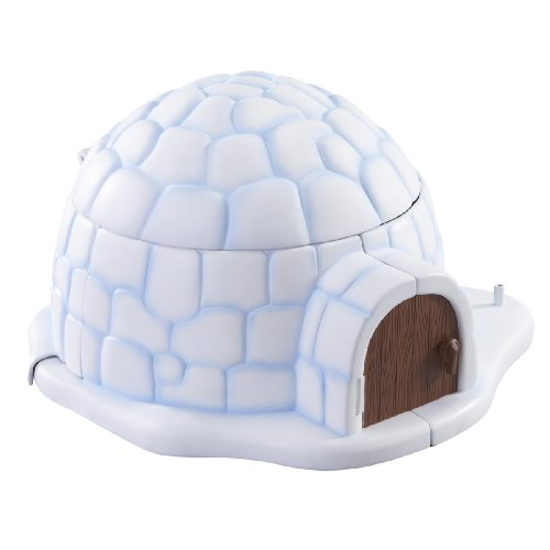 Club Penguin Igloo Playset Carrying Case Buy Online In