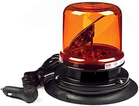 Vacuum Mount Grote 76693 RotoLED Class I LED Hybrid Beacon