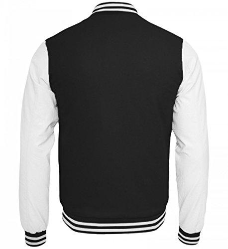 Anorak Shirtee Anorak Noir Noir Homme Homme blanc Shirtee blanc qwTavZE