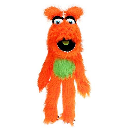 The Puppet Company - Monstres - Monstre orange