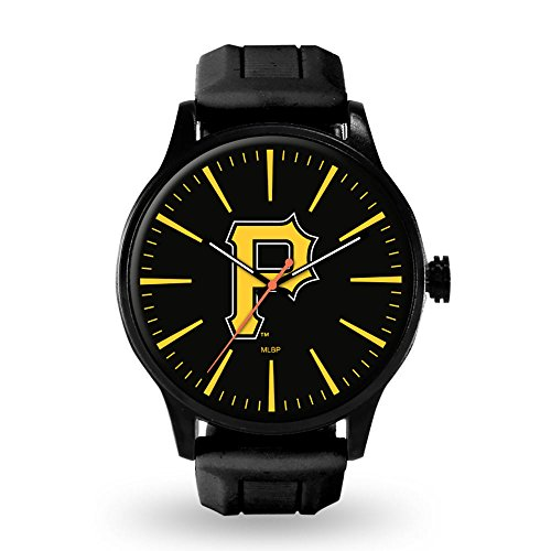 Rico Industries MLB Pittsburgh Pirates Watch, One Size, Team Color ()