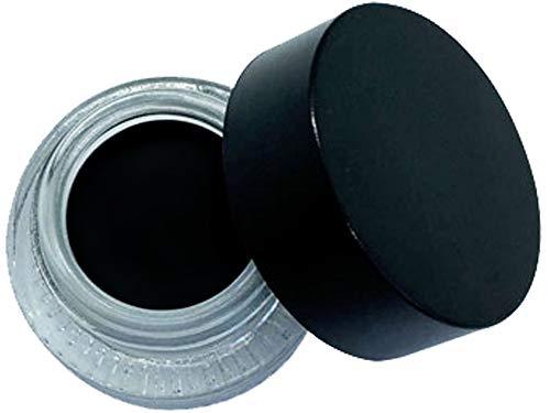 Moms Secret Natural Gel Eyeliner Black, Vegan, Organic Eyeliner, Made in the USA, 0.11 oz