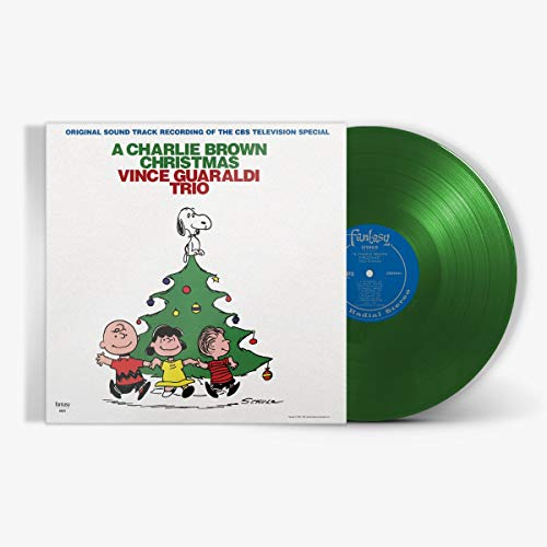: A Charlie Brown Christmas [Green Vinyl]
