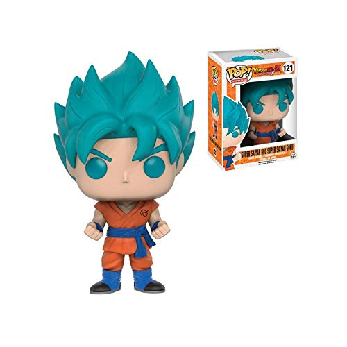 Funk Pop! Anime Super Saiyan God Super Saiyan