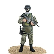 12'' Special Forces Action Figure - ACU