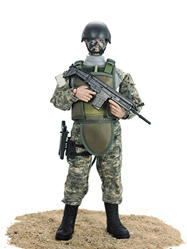 Gi Joe Action Marine - 2