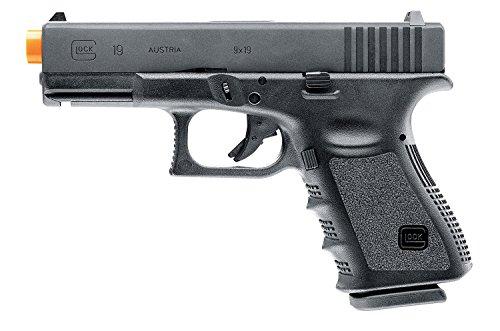 Glock Elite Force Fully Licensed 19 Gen.3 Gas Blowback - Pistol Gas G17 Blowback