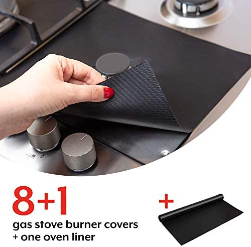 Stove Burner Covers Oven Liner product image
