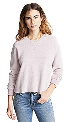 Splendid Women's Plush Active Sweatshirt