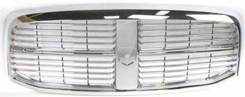 Crash Parts Plus Chrome Grille Assembly for Dodge Ram 1500, Ram 2500, Ram 3500 CH1200281