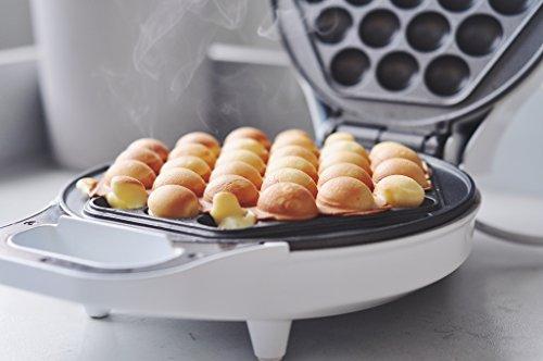 Hong Kong Egg Waffle Maker - Make Hong Kong Style Bubble Egg Waffle in 5 minutes by StarBlue (Image #4)