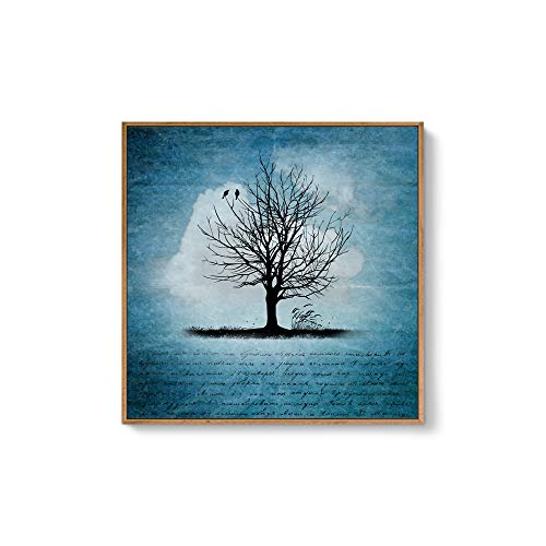 Framed for Living Room Bedroom Trees for