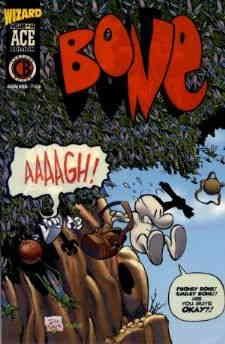 Bone #1ACE VF/NM ; Cartoon Books comic book