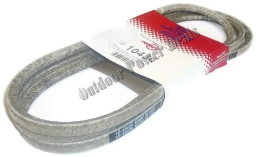 Replacement For John Deere Belt GY20570, GX20072. Made with Kevlar to FSP Specifications.
