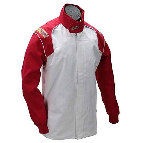 Blue Racing Jacket Only, SFI-1, Small by Speedway Motors (Image #2)