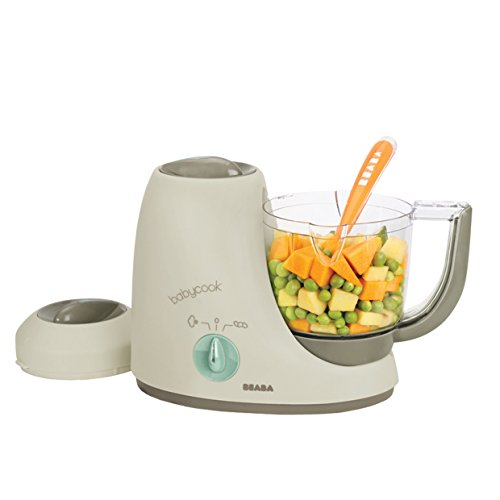 Price comparison product image BEABA Babycook Classic, Latte Mint