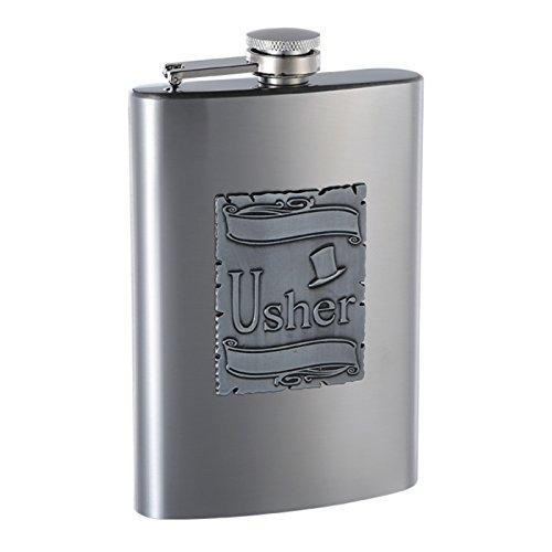 Usher Gift Flasks -