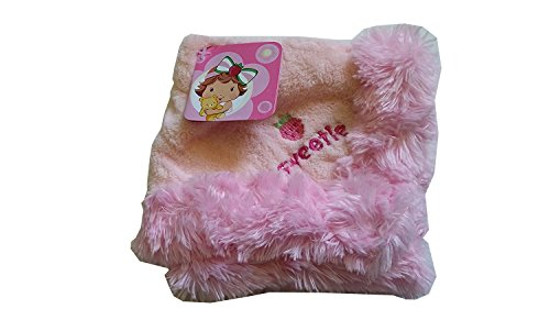 Strawberry Shortcake Sweetie Baby Security Blanket -